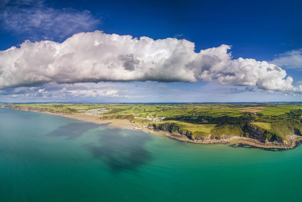 Broad Haven South, Pembrokeshire. Best beaches in the UK