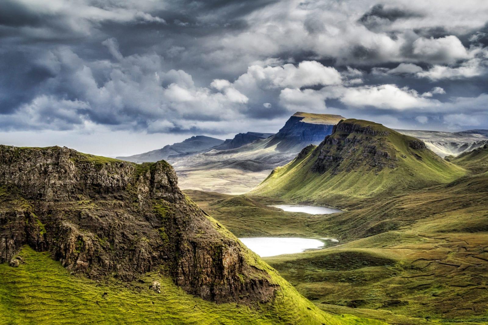 Mountains,In,Highland,scotland